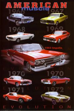 American Muscle - Evolution