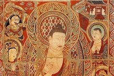 Cave Art, Dunhuang, China