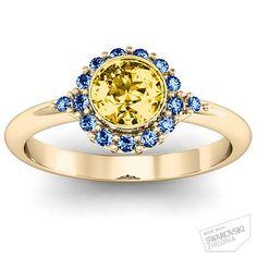 Blooming Round Cluster Ring #jewlr