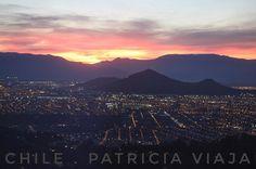 Santiago do Chile visto do Sky Costanera.  #chile #americadosul #sudamerica #viagem #viajar #ferias #vacaciones #trip #travel #inverno #santiago #view #skyline #skycostanera #vista #mirador #mirante