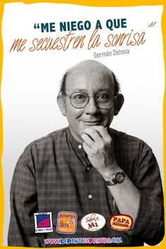 Germán Dehesa fue un periodista, escritor y locutor mexicano, considerado un influyente líder de opinión