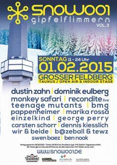 Snow001 - Flora, Fauna und BPM | subculture Freiburg