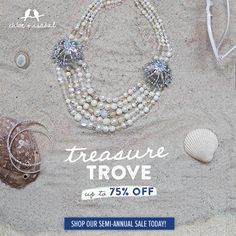 Shop the Chloe + Isabel Semi-Annual Sale! https://www.chloeandisabel.com/boutique/lindeeohlman did I mention 75% off is a possibility?