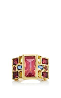 M'O Exclusive: One of a Kind Cirque Magic Hat Ring by Jane Taylor at Moda Operandi