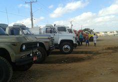 DE OLHO 24HORAS: Pipeiros fazem paralisação em Belém do São Francis...
