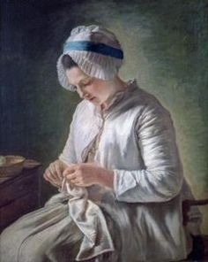 Ladies Jackets in the 18th century