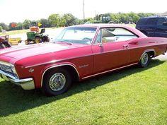 1966 Chevy Impala 327 SS