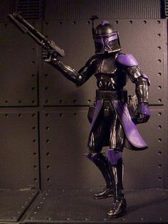 Stronox's Custom Lab: Clone Wars Shadow Clone Trooper