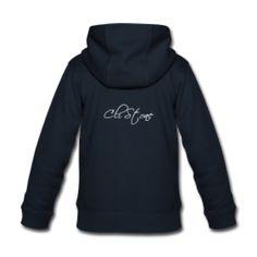 Cli Stone Clothing, Kid's Zip Hoodie, www.clistone.com/clothing