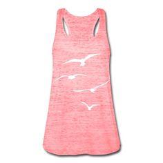 Die Freiheit auf dem Top. Ob Am Stand oder einfach in der Sonne, dieses T-Shirt passt ideal zu jeder Lokation. Lässig und bequem.