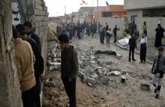 Kuil Suci Syiah di Utara Baghdad Disasar Bom 30 Tewas  Serangan bom di Kuil Syiah utara Baghdad (foto alquds.co.uk)  Syiahindonesia.com - Bom meledak di kuil suci Syiah menewaskan 30 orang dan melukai sedikitnya 50 lainnya pada malam Jumat di kota Balad sebelah utara Baghdad. Pembom bersenjatakan senapan dan sabuk peledak menurut sumber keamanan Irak. Otoritas keamanan Irak mengatakan serangan itu dilakukan oleh unsur-unsur Daulah Islam (atau dikenal dengan sebutan ISIS). Ini merupakan…