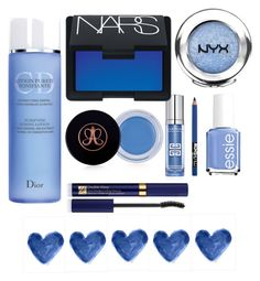 """Blue"" by yanavakarchuk on Polyvore"