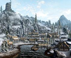 Dawnstar (Skyrim) - The Elder Scrolls Wiki