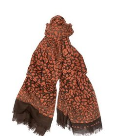 Wool Marc Jacobs Scarf. 50% off on Net-a-porter http://rstyle.me/bf4i2ycuee