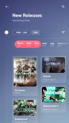 New releases date picker Quantic Dream, Calendar Date, Mobile App Design, Ui Inspiration, Release Date, Social Events, Youth, Dating, Apps