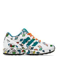 Sapatilhas Adidas ZX Flux | Bazar Desportivo shop online - Calçado, Roupa e Acessórios para Desporto e Moda Adidas Zx Flux, New York Fashion, Adidas Shoes, Running Shoes, Ready To Wear, Casual Outfits, Sneakers, Fitness, Sports