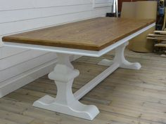 Galleria - www. Dining Table, Rustic, Furniture, Home Decor, Country Primitive, Decoration Home, Rustic Feel, Room Decor, Dinner Table