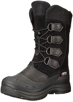 Baffin Womens Kara Snow Boot Black 7 M US ** Learn more by visiting the image link.(This is an Amazon affiliate link)