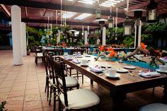 La Jolla Shores Hotel - Amazing intimate wedding on the Garden Patio