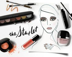 Read #HowTo get this Marc Jacobs-inspired look of gilded glamour on the Glossy! #Sephora