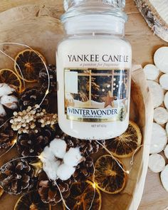 Candle Jars, Candles, Winter Wonder, Fragrance, Pure Products, Photo And Video, Instagram, Candle Mason Jars, Perfume