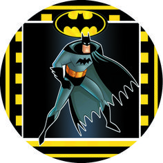 Batman Latinha