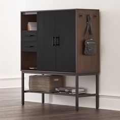 Sale ends soon. Shop Tatum Entryway Shoe Storage Cabinet. Tatum keeps your busy entryway organized with extra storage for coats, boots, scarves and backpacks.