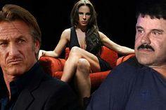 Sean Penn, Kate Del Castillo, El Chapo