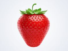 the perfect strawberry