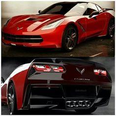 Corvette beauty. .