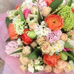 #BouquetsByKendall