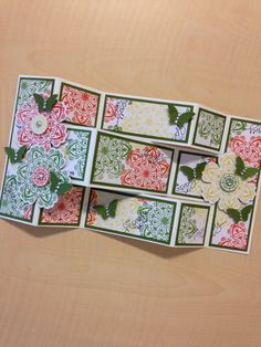 My Stampin' Up Card