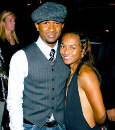 "Almost 10 years after TLC's Rozonda ""Chilli"" Thomas and Usher broke up, the girl group singer clarifies that his songs of infidelity on 2004's Confessions are not about their relationship at all; ""I'll always love him,"" she exclusively tells Us"