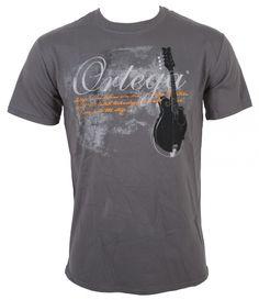 Ortega, T-Shirt, Shirt, Tee, Merchandise, Meinlshop, Classicguitar, Classical Guitar, Modellnummer: OER-OTSMA