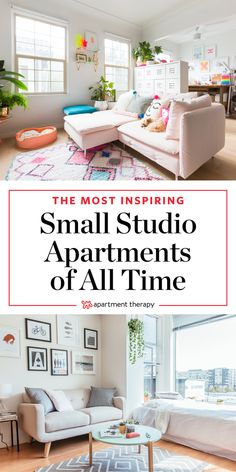 Trendy ideas for apartment therapy small spaces renting studio apt – Home Decor Apartment Apartment Therapy, Studio Apartment Living, Small Apartment Bedrooms, Studio Apartment Layout, Small Studio Apartments, Studio Apartment Decorating, Studio Living, Cool Apartments, Apartment Interior