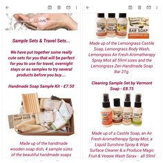 Natural products sample sets for FREE or 1£ anyone? How about travel sets at very reasonable prices? Look no further than #LiveInTheLight! For 10+ #LiveInTheLightreviews & posts check my #greenlifeindublinblog Natural Products, Pure Products, Castile Soap, Travel Set, Pure Essential Oils, Clean Beauty, Lemon Grass, Organic Beauty, Natural Living