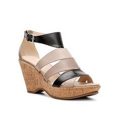 Bandolino Charlaine Wedge Sandal
