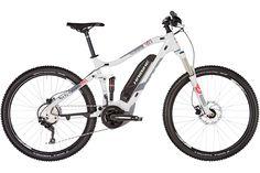 HAIBIKE SDURO FullSeven Life 3.0 El-fulldempet MTB Grå Mtb, Trekking, Bicycle, Sport, Vehicles, Bike, Deporte, Bicycle Kick, Sports