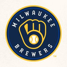 The baseball team Milwaukee Brewers has gone through several logotypes, the 1978 version being probably the most well-known of them. Meaning and History logo Brewer Logo, Sports Team Logos, Sports Teams, Old Logo, Sports Baseball, Baseball Shirts, Baseball Players, Mlb Teams, Philadelphia Phillies
