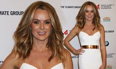 Amanda Holden says she discarded spanx after yoga did job naturally Britain's Got Talent, Hair Today Gone Tomorrow, Amanda Holden, Everyday Hairstyles, Spanx, British Style, Bikini Girls, New Hair, Blonde Hair