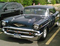 '57 Bel Air Bel Air Car, 1957 Chevy Bel Air, Chevrolet Bel Air, Chevrolet Corvette, Chevy Classic, Classic Cars, Lowriders Cars, Expensive Cars, American Muscle Cars