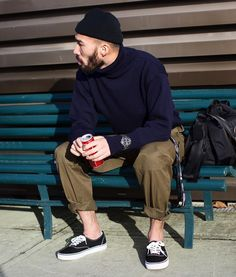 Ideas Fashion Street Style Man The Sartorialist Men Street, Street Wear, Estilo Vans, Printemps Street Style, Der Gentleman, Style Masculin, Moda Blog, Look Man, Nautical Looks