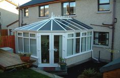 Ideal Homes Ltd, London's top conservatory company - DISCOUNT - instant online quote for UK conservatories Edwardian Conservatory, Conservatory Design, Conservatories, Ideal Home, House Design, Change, Ideal House, Architecture Design, House Plans