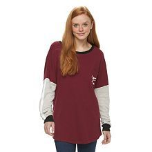 """Juniors' Harry Potter """"Philosopher's Stone"""" Graphic Hatch Hoodie Size L or XL.  Completely sold out at our Kohls and online.  May be available locally..."""