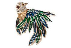 D'Orlan Hummingbird Pin on OneKingsLane.com