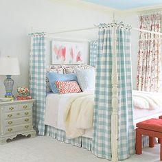 Eddie Ross Bedroom Makeover After - Master Bedroom Decorating Ideas - Southern Living Home Bedroom, Girls Bedroom, Bedroom Furniture, Bedroom Decor, Shabby Bedroom, Light Bedroom, Painted Furniture, Diy Furniture, Fashion Online Shop