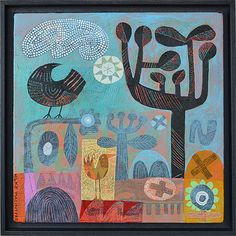 / bird and tree / hilke macintyre /