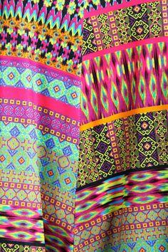 Ayda Aztec Print Swing Playsuit at boohoo.com