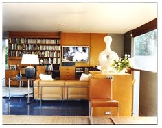 David Netto Los Angeles living room