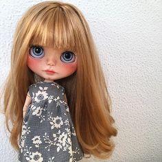mouhandmade_ooak Blythe   dolls gallery